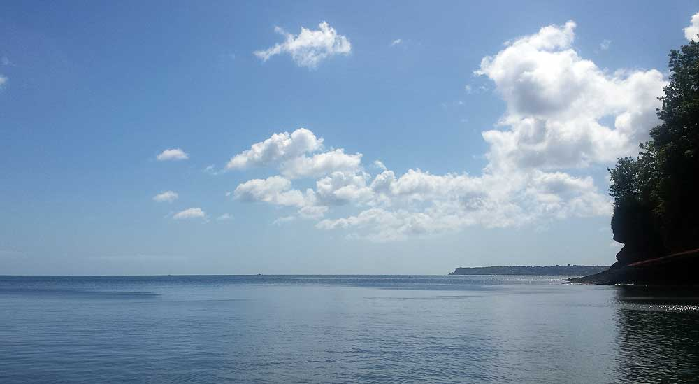 View towards Brixham